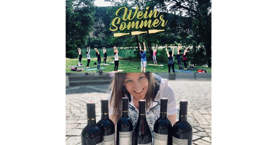 YOGA & WINE @ Wandraschek Weinmanufaktur | Krems an der Donau | Niederösterreich | Österreich